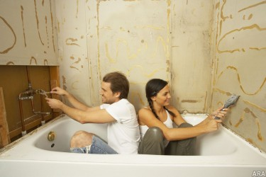 Remodel Your Credit Before You Begin Home Renovations